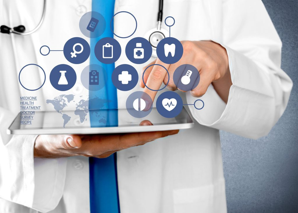 Doctor Apps Healthcare And Medicine Medical Exam Medicine Digital Tablet Hospital Technology