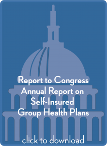 Report to Congress Self Insured Plan